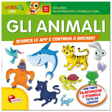 Ristorantezintonio.it Filastrocche e storielle con gli animali. Ediz. illustrata Image