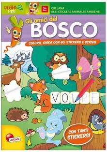 Festivalpatudocanario.es Animali e ambienti del bosco. Ediz. illustrata Image