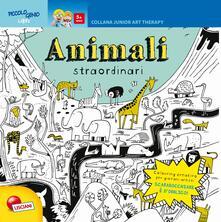 Filippodegasperi.it Animali. Junior art therapy . Ediz. illustrata Image