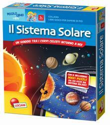 Lpgcsostenible.es Il sistema solare. Un viaggio tra i corpi celesti intorno a noi. Libri gioco per sapere di più. Con puzzle Image