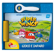 Criticalwinenotav.it Quiz e impara. Super Wings. Ediz. illustrata. Con gadget Image