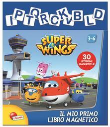 Listadelpopolo.it Il mio primo libro magnetico. Super Wings Image