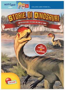 Capturtokyoedition.it Storie di... dinosauri. Kit 3D. Con gadget Image