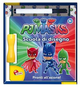 Pj Masks scuola di disegno pronti