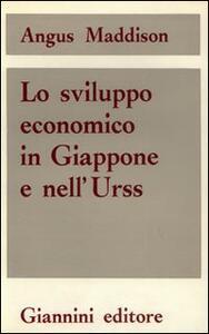 Sviluppo economico in Giappone e nell'URSS (Lo)