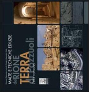 Malte e tecniche edilizie del rione Terra di Pozzuoli. L'età romana