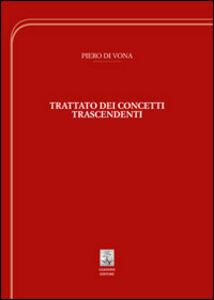 Trattato sui concetti trascendenti