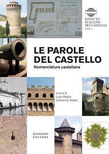 Antondemarirreguera.es Le parole del castello. Nomenclatura castellana Image