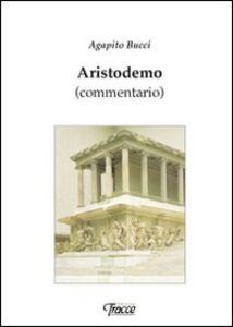 Aristodemo. Commentario