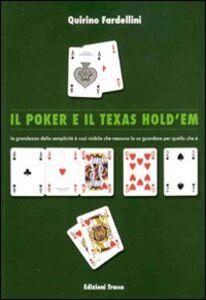 Il poker e il texas hold'em