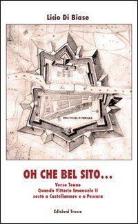 Oh che bel sito. Verso Teano. Quando Vittorio Emanuele II sostò a Castellamare e a Pescara