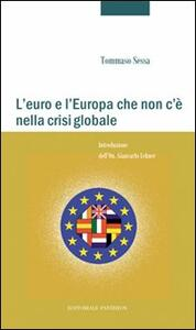 L' euro e l'Europa che non c'è nella crisi globale