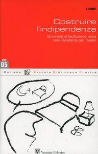 Costruire l'indipendenza. L'utilizzo di strumenti di facilitazione visiva in comunità alloggio