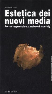 Listadelpopolo.it Estetica dei nuovi media. Forme espressive e network society Image