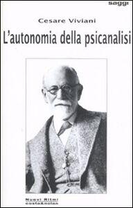 L' autonomia della psicoanalisi