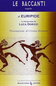 Le baccanti di Euripide
