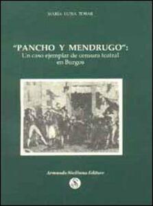 Pancho y Mendrugo