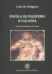 Favola di Polifemo e Galatea