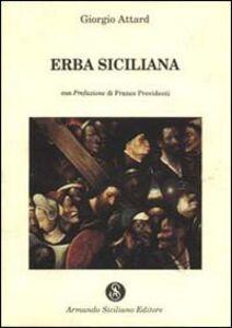 Erba siciliana