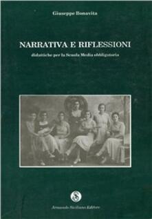 Narrativa e riflessioni. Didattiche per la Scuola media.pdf