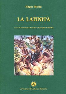 Squillogame.it La latinità Image