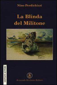 La blinda del militone