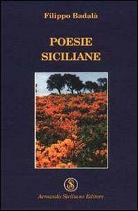 Poesie siciliane