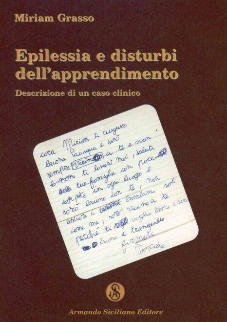 Epilessia e disturbi dell'apprendimento