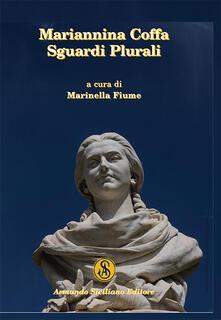 Marianna Coffa. Sguardi plurali - copertina