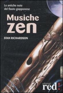 Premioquesti.it Musiche zen. CD Audio Image