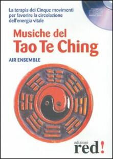 Warholgenova.it Musiche del Tao Te Ching. CD Audio Image