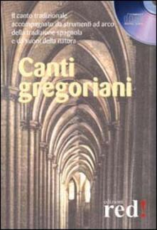 Vitalitart.it Canti gregoriani. CD Audio Image