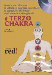 Ristorantezintonio.it Il terzo chakra. Audiolibro. CD Audio Image