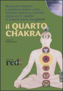 Ilmeglio-delweb.it Il quarto chakra. Audiolibro. CD Audio Image
