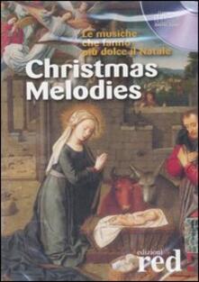 Antondemarirreguera.es Christmas melodies. Le musiche che fanno più dolce il Natale. CD Audio Image