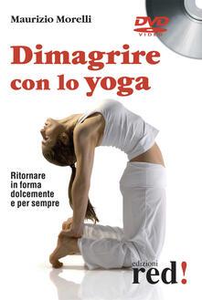 Osteriacasadimare.it Dimagrire con lo yoga. Ritornare in forma dolcemente e per sempre. DVD Image