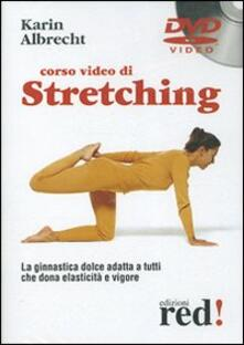 Vastese1902.it Corso video di stretching. DVD Image