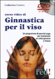 Listadelpopolo.it Corso video di ginnastica per il viso. DVD Image