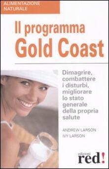 Radiosenisenews.it Il programma Gold Coast Image