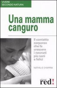 Libro Una mamma canguro Nathalie Charpak