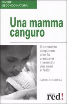 Una mamma canguro - Nathalie Charpak - copertina