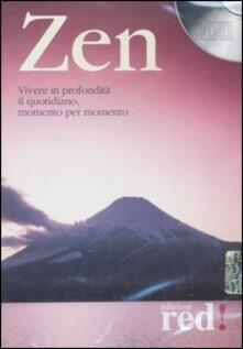 Winniearcher.com Zen. Vivere in profondità il quotidiano, momento per momento. Audiolibro. CD Audio Image