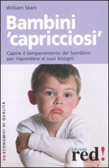 Camfeed.it Bambini «capricciosi» Image