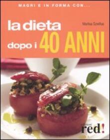 Winniearcher.com La dieta dopo i 40 anni Image