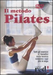 Rallydeicolliscaligeri.it Il metodo Pilates. DVD Image