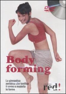Warholgenova.it Body forming. DVD Image