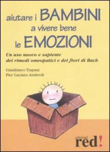 Camfeed.it Aiutare i bambini a vivere bene le emozioni Image