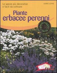Piante erbacee perenni le specie pi decorative e facili for Piante decorative