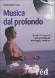 Festivalshakespeare.it Musica dal profondo. CD Audio Image