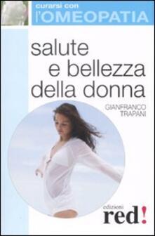 Salute e bellezza della donna - Gianfranco Trapani - copertina